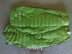Sea to Summit Latitude Lt III Sleeping Bag, Size Long, Left Zip, Goose Down