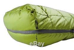 Sea to Summit Long Down Sleeping Bag 12 Traverse I Green 850 Down