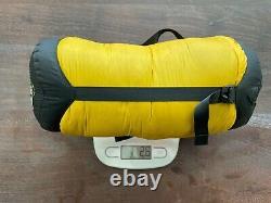 Sea to Summit Spark II Sleeping Bag Long, 850 DriDown, 28°F, Used Great