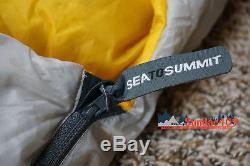 Sea to Summit Spark SPII Sleeping Bag Ultralight 35F 850-fill Ultra-Dry Down