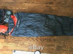 Sea to Summit Trek III TkIII 12ºF Ultra Down Sleeping Bag Reg Left Zip