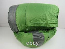 Sierra Designs Backcountry Bed 600F 3 Season Sleeping Bag-Regular