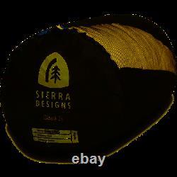 Sierra Designs Cloud 800 DriDown Sleeping Bag 35 Degree Down (Regular)