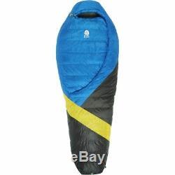 Sierra Designs Cloud 800 Dridown 35 Degree Sleeping Bag, Long