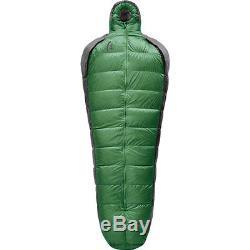 Sierra Designs Mobile Mummy Sleeping Bag 800 fill Down 15F Willow Regular