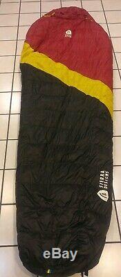Sierra Designs Nitro 800/20 Degree Sleeping Bag, Large