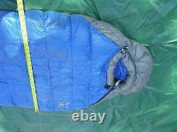 Sleeping bag 32°F / 0 °C Mountain Hardware 800 fill down Phantom 32