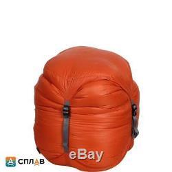 Sleeping bag down Tandem Permafrost SPLAV 100% TOP Russian Durable Quality