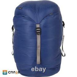 Sleeping bag down-filled Extreme Adventure SPLAV Brand / Russian Original