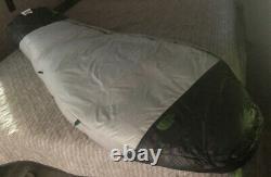 The North Face 0 Degree 700 Fill Down Green Kazoo Mummy Sleeping Bag SHORT