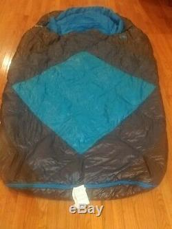 The North Face Campforter Duo Goose Down 20°F / -7°C Sleeping Bag 650 Pro