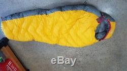 The North Face Firefox -20F 800 fill summit series sleeping bag