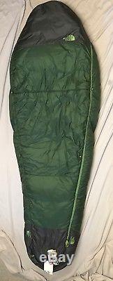 The North Face Green Kazoo Down Sleeping Bag