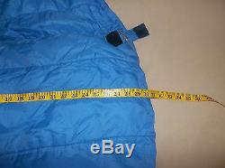 The North Face Ibex -15 Sleeping Bag Vintage USA Made Goose Down Winter Bag