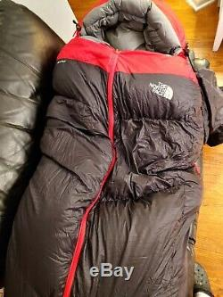 The North Face Inferno -40 °C Mummy Sleeping Bag Red/Black