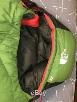 The North Face Maxwells Demon Long RH Zip Goose Down 0F Sleeping Bag
