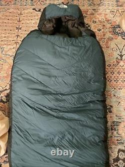 The North Face Solar Flare -20f Long Left Goose Down Sleeping Bag Nice