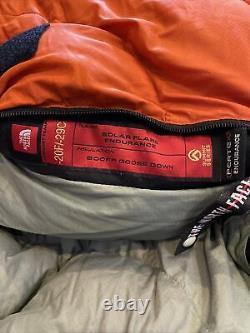 The North Face Solar Flare Endurance Minus 20F Sleeping Bag Long RH EUC