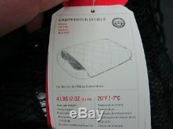 The North Face TNF Campforter Duo Double Down LONG 20F / -7C Sleeping Bag