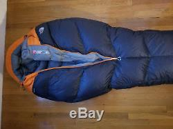 The North Face TNF Inferno -20° F 800 fill down sleeping bag 2017 model