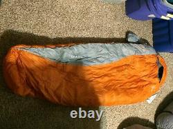 Therm-a-Rest Antares HD 20 750+ Fill Down Regular Sleeping Bag MSRP$450+