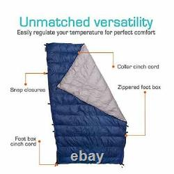 Thermodown 30 Degree Down Sleeping Full Body Quilt