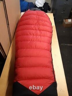Tundra Pure -40c 4-5 season Down Sleeping Bag same as rab 1200 but lighter