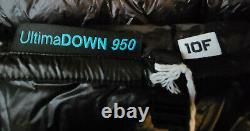 UGQ XL-Bandit 84 x 65 10 Degree Sleeping Quilt Bag 950FP fill power