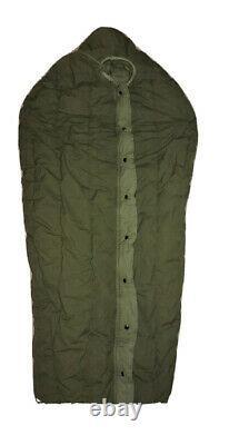 U S Army Military Intermediate Cold Weather Sleeping Bag Insulation