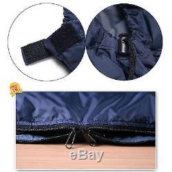 Ultralight 350g Down Sleeping bag 0 Backpacking Compact Camping