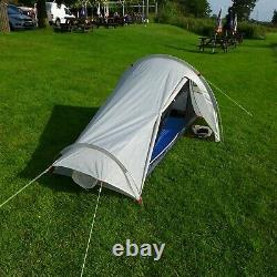 Ultralight Solo Backpacking Tent (1.3kg) + Duck Down Sleeping Bag (1.5kg) NEW