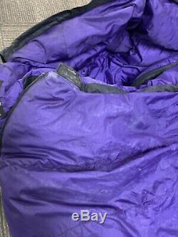Used Western Mountaineering Apache Super DL Sleeping Bag 15 Degree 6'6 Long