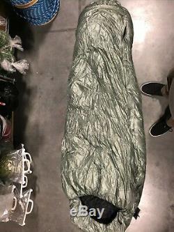 Valandre Thor Neo -50°F Sleeping Bag Small (Left Zipper)