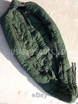 Very Warm Military US Army SUBZERO Extreme Cold Weather ECW Down GI Sleeping Bag