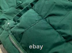 Vintage Eddie Bauer 5 Lb Pound Goose Down Sleeping Bag Totem Label