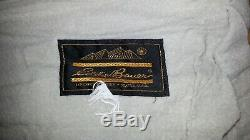 Vintage Eddie Bauer Expedition Outfitter Goose Down Sleeping Bag #0460 50 X 76