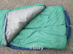 Vintage Stephenson's Warmlite Sleeping Bag Down Filled Triple layers backpacking