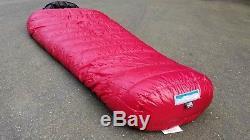 WESTERN MOUNTAINEERING (USA) Alpinlite Backpacking Down Sleeping Bag (2 lbs)