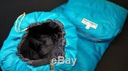 WESTERN MOUNTAINEERING (USA) Lightweight Backpacking Down Sleeping Bag 2 lb 4 oz