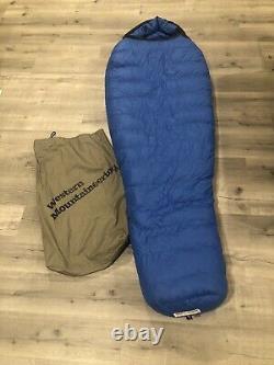 Western Mountaineering 5° Regular/Left Antelope MF Sleeping Bag