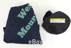 Western Mountaineering Alder MF Sleeping Bag 25 Degree Down 6ft 6in LZ /36344/