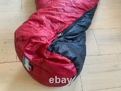 Western Mountaineering Alpinlite 6 20oF sleeping bag
