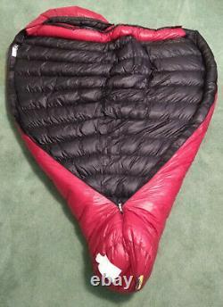 Western Mountaineering Alpinlite Sleeping Bag 20F Down, 6ft, Right Zip