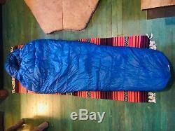 Western Mountaineering Antelope MF Down Sleeping Bag