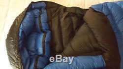 Western Mountaineering Antelope SMF Sleeping Bag 5F Down Long Left
