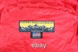 Western Mountaineering Apache GORE WindStopper Sleeping Bag 15F Down /53965/