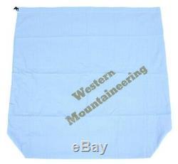 Western Mountaineering Badger MF Sleeping Bag 15F Down 6ft 6in/L. Zip /51652/