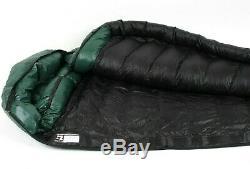Western Mountaineering Badger MF Sleeping Bag 15 Degree Down 5ft 6in /45313/