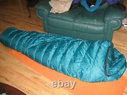 Western Mountaineering Bighorn/Bison super rugged Sleeping Bag -40