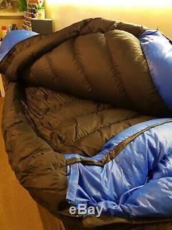 Western Mountaineering Bighorn SMF Down Sleeping Bag Long 6ft 6in